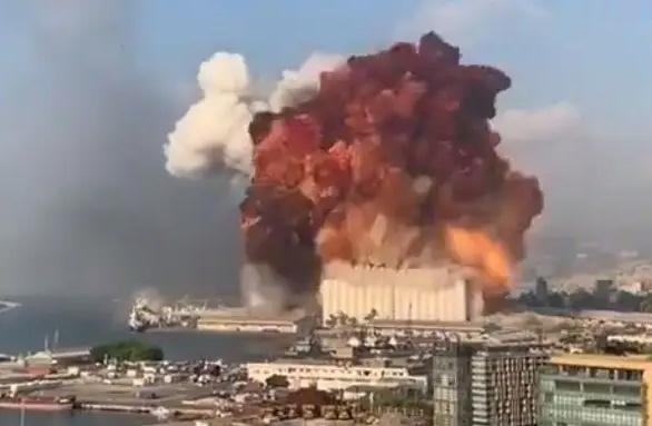 WW – Beirut Explosion